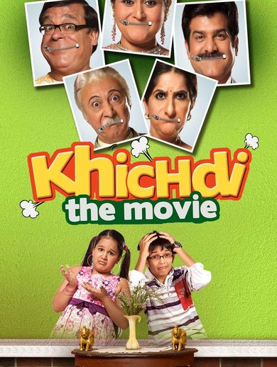 Khichdi: The Movie (2010) Hindi in HD - Einthusan