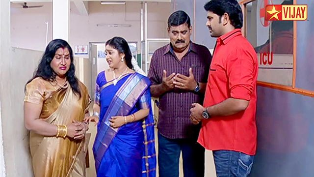 Deivam thandha veedu episode 140 / Missing tv series dvd cover