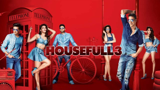 Exceptional Housefull 3